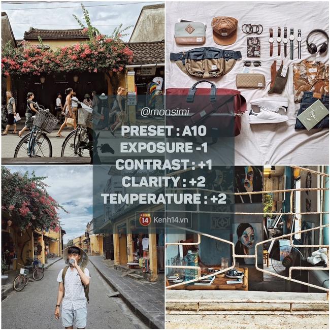 14 công thức chỉnh màu VSCO thần thánh đến từ các Instagramer chất nhất Việt Nam - Ảnh 6.