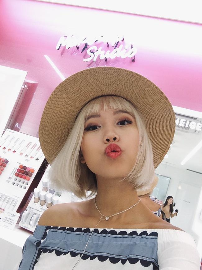 Cách thoát khỏi da dầu và mụn hay ho của Daul Be - cô nàng beauty blogger có làn da khó chiều - Ảnh 4.