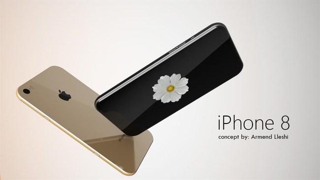 Nếu iPhone 8 đẹp mê hồn như này, nó sẽ bán đắt hơn tôm tươi - Ảnh 2.