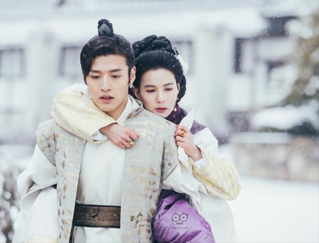 Ngoài Lee Jun Ki và IU, còn 5 mối tình cảm động trong Moon Lovers - ảnh 2
