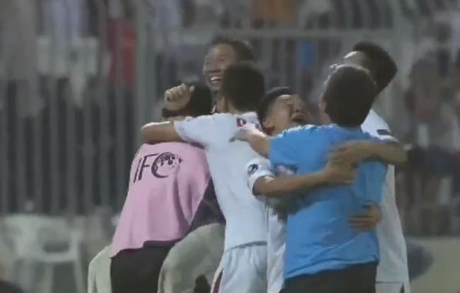 Xem lại bàn thắng lịch sử đưa U19 Việt Nam tới World Cup của Trần Thành - Ảnh 6.