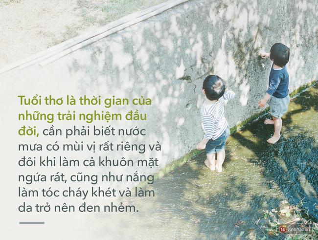 Người Nhật dạy trẻ con: Chúng cần phải bị trầy xước, để biết cách sống trong thế giới này! - Ảnh 7.