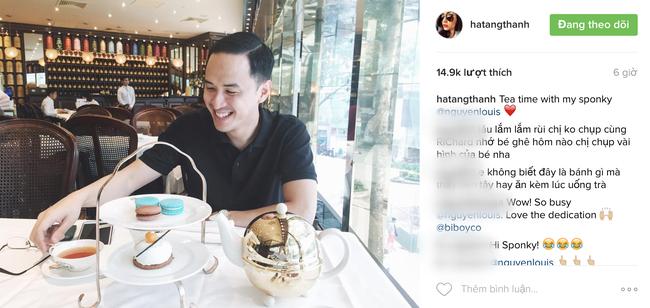 Hạnh phúc giản đơn của Hà Tăng: chồng chụp ảnh cho vợ, vợ trìu mến nhìn chồng cười thật tươi! - Ảnh 3.