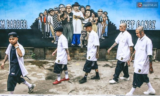 Bên trong khu phức hợp đậm phong cách Chicano của những chàng barber chất chơi ở Sài Gòn - Ảnh 3.