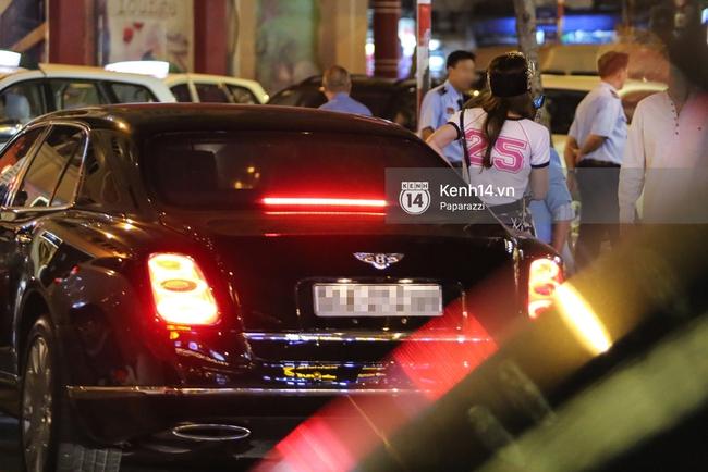Hồ Ngọc Hà bị bắt gặp lái xe của đại gia Chu Đăng Khoa đi dự sự kiện - Ảnh 3.
