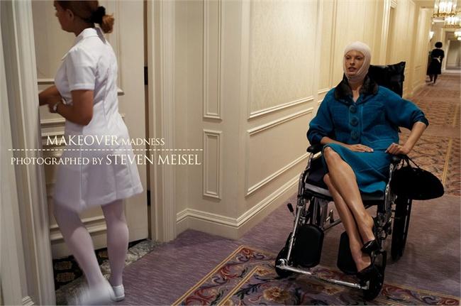 Tổng biên tập - linh hồn của kinh thánh thời trang Vogue qua đời - Ảnh 4.