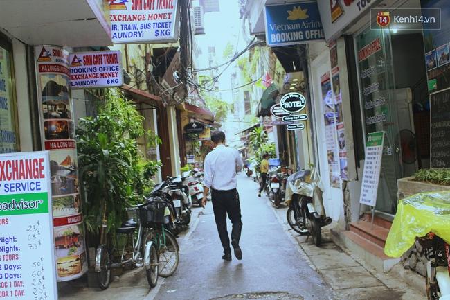 Có gì ở những con đường, con ngõ ngắn nhất trong lòng phố cổ Hà Nội - Ảnh 12.