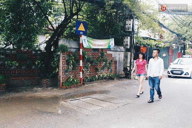 Gặp cậu SV Báo chí - tác giả của 4 vườn hoa mọc lên từ bãi rác ở Hà Nội - Ảnh 13.