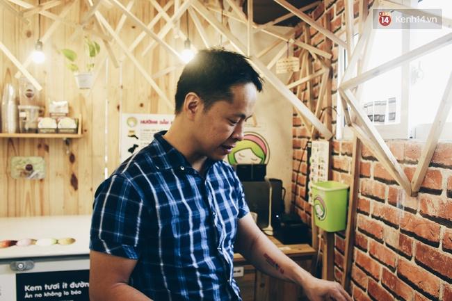 Cửa hàng tự phục vụ 100% ở Hà Nội, việc buôn bán phụ thuộc vào sự trung thực và tử tế của khách hàng - Ảnh 16.