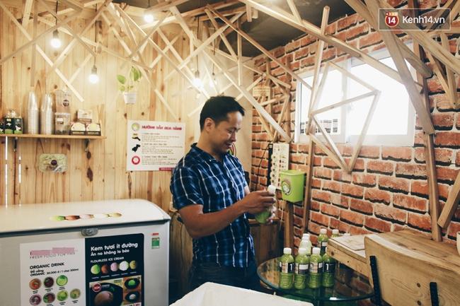 Cửa hàng tự phục vụ 100% ở Hà Nội, việc buôn bán phụ thuộc vào sự trung thực và tử tế của khách hàng - Ảnh 8.