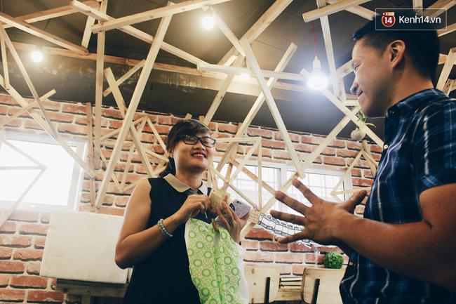 Cửa hàng tự phục vụ 100% ở Hà Nội, việc buôn bán phụ thuộc vào sự trung thực và tử tế của khách hàng - Ảnh 4.