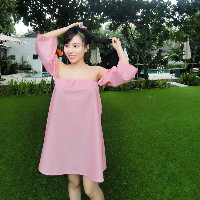 Cô gái Việt vô danh bỗng được cư dân mạng Trung Quốc săn lùng vì... quá xinh - Ảnh 3.