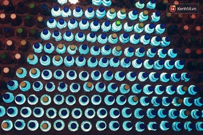 Ngôi nhà đặc biệt xây bằng 8.800 vỏ chai nhựa ở Hà Nội - Ảnh 4.