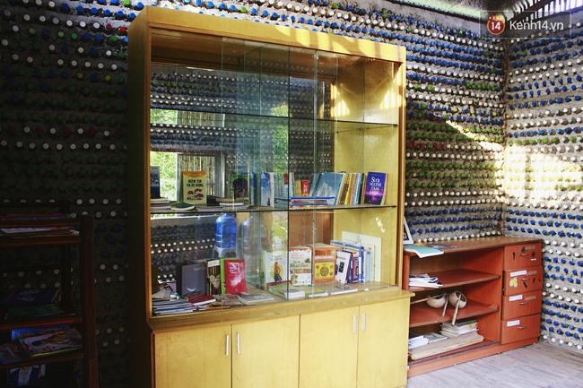 Ngôi nhà đặc biệt xây bằng 8.800 vỏ chai nhựa ở Hà Nội - Ảnh 8.
