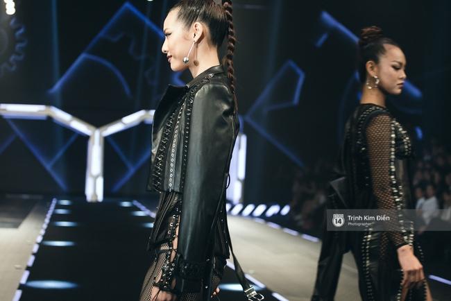 Mai Ngô và Lilly Nguyễn nổi nhất show Chung Thanh Phong vì... chân quá to và ngắn - Ảnh 6.