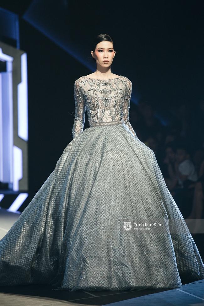 Mai Ngô và Lilly Nguyễn nổi nhất show Chung Thanh Phong vì... chân quá to và ngắn - Ảnh 25.