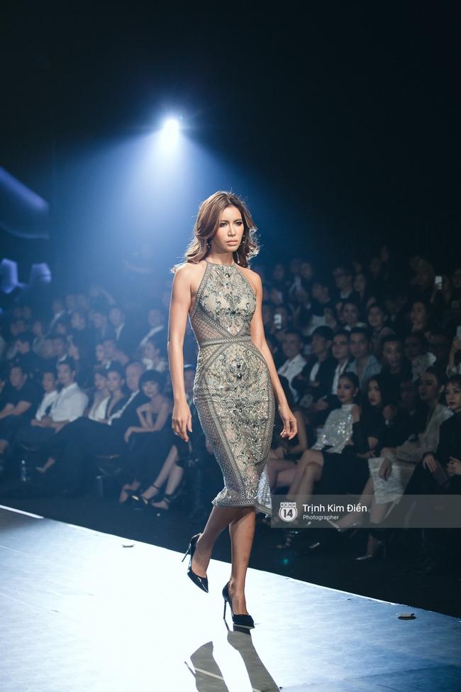Mai Ngô và Lilly Nguyễn nổi nhất show Chung Thanh Phong vì... chân quá to và ngắn - Ảnh 26.