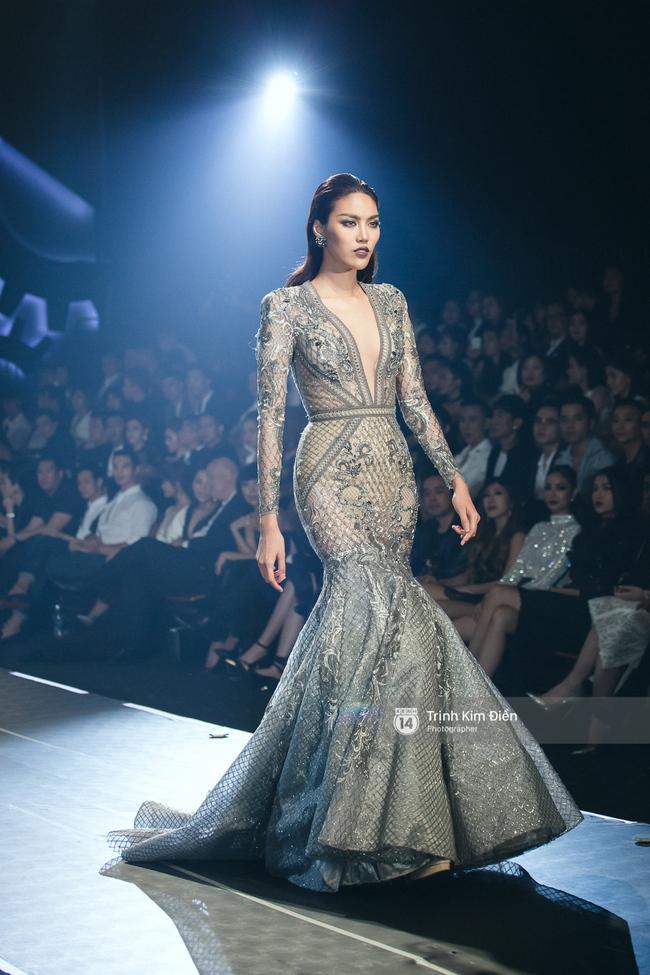 Mai Ngô và Lilly Nguyễn nổi nhất show Chung Thanh Phong vì... chân quá to và ngắn - Ảnh 15.
