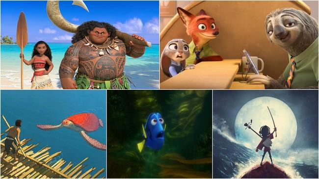 Cuộc đua Oscar mảng phim hoạt hình - Nội chiến của nhà chuột Disney - Ảnh 11.