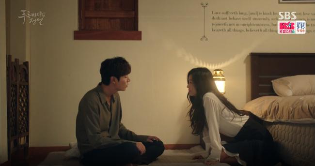 """Blue Sea: """"Thánh bịp"""" Lee Min Ho phát hiện Jeon Ji Hyun là người cá - Ảnh 17."""