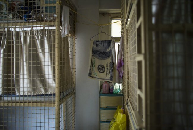 Картинки по запросу micro apartamentos em hong kong