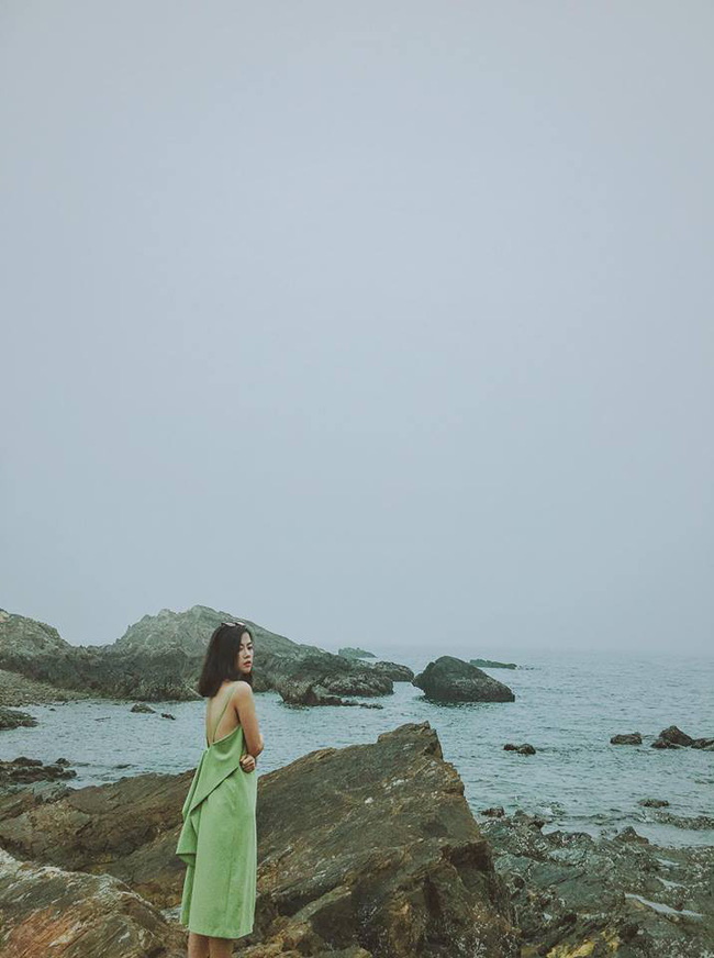 Chuyến đi Cô Tô 5 sao siêu hot của cô nàng 9x: Ở chỗ đẹp, ăn món ngon và chụp ảnh cực ảo - Ảnh 18.