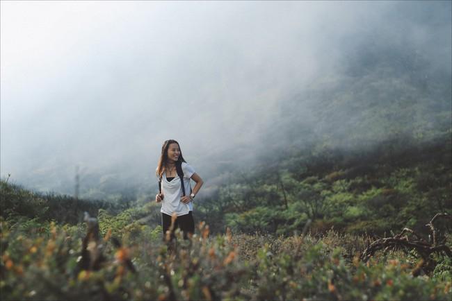 Ở ngay gần Việt Nam thôi, bạn có thể trải nghiệm cảm giác săn mây trên đỉnh núi lửa! - Ảnh 15.
