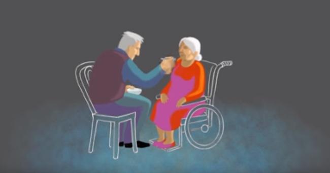 Clip: Khi người ta yêu ở tuổi 85 - Ảnh 4.
