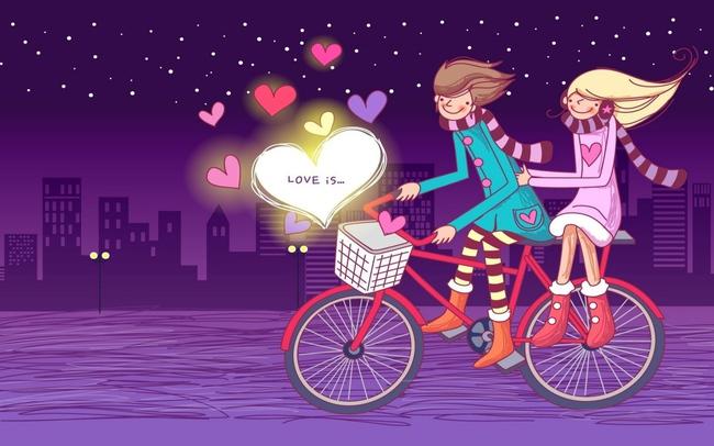 Hãy hẹn hò với người mà khi ở cạnh bên bạn được sống cuộc sống của chính mình - Ảnh 3.