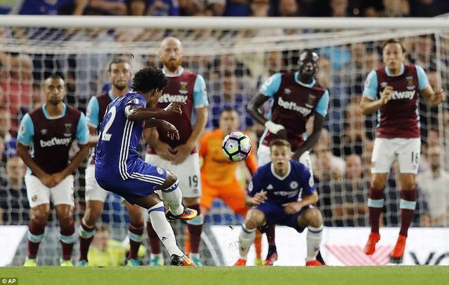Diego Costa nổ súng phút 89, Chelsea thắng nghẹt thở West Ham - Ảnh 6.