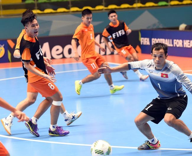 Tuyển futsal Việt Nam tự tin đánh bại đội bóng số 3 thế giới ở vòng 1/8 World Cup - Ảnh 7.