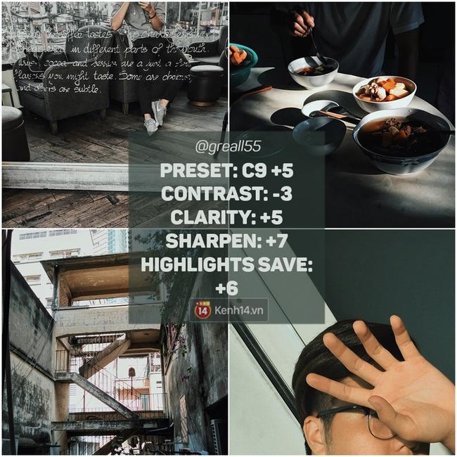 14 công thức chỉnh màu VSCO thần thánh đến từ các Instagramer chất nhất Việt Nam - Ảnh 7.