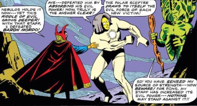 6 vật phẩm ma thuật nổi tiếng xuất hiện trong Doctor Strange - Ảnh 2.