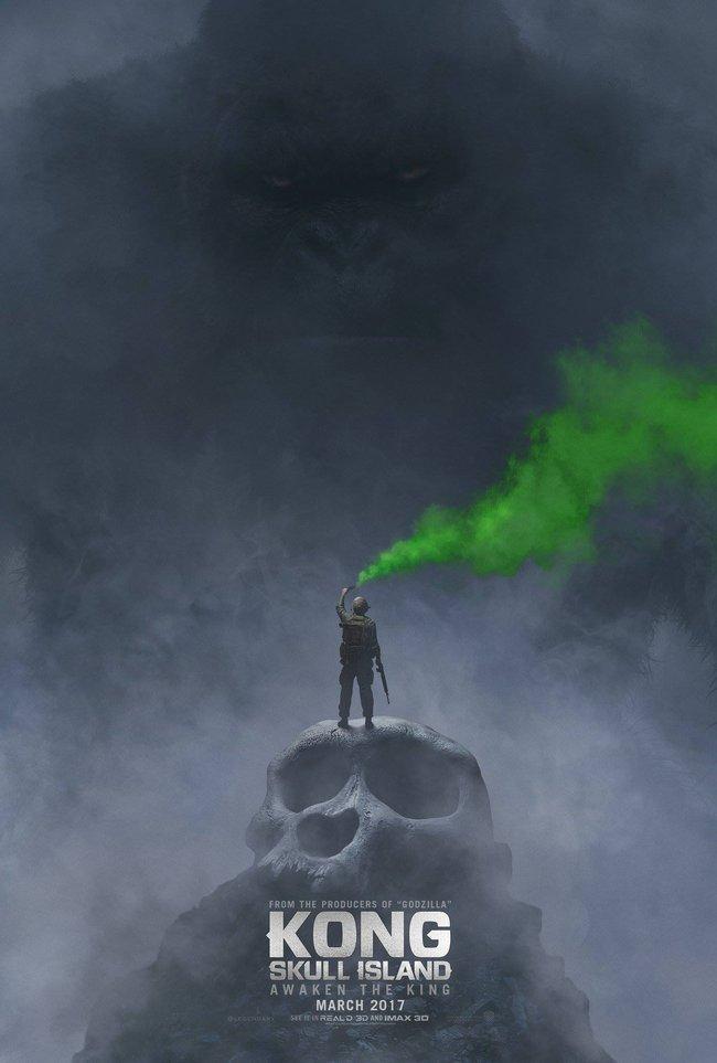 Bom tấn Kong: Skull Island tiết lộ tạo hình đầy phẫn nộ của King Kong - Ảnh 3.