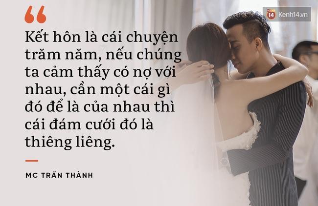 Từ mối tình từng bị ghét bỏ Trấn Thành - Hari Won, học cách làm chỗ dựa cho người mình yêu cả khi thế giới - Ảnh 3.