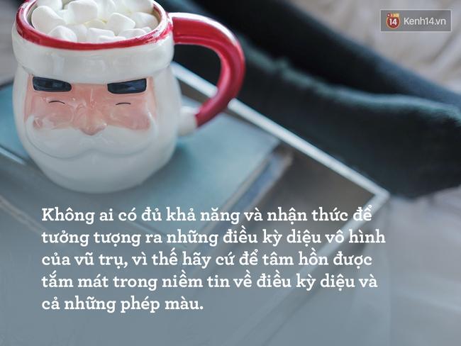 Ông già Noel và niềm tin trẻ thơ vào phép màu đêm Giáng sinh - Ảnh 5.