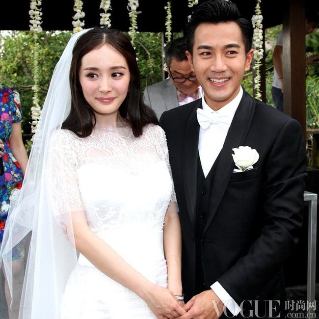 Trước khi có scandal ngoại tình chấn động, Dương Mịch - Lưu Khải Uy đã ngọt ngào và hạnh phúc thế này! - Ảnh 12.