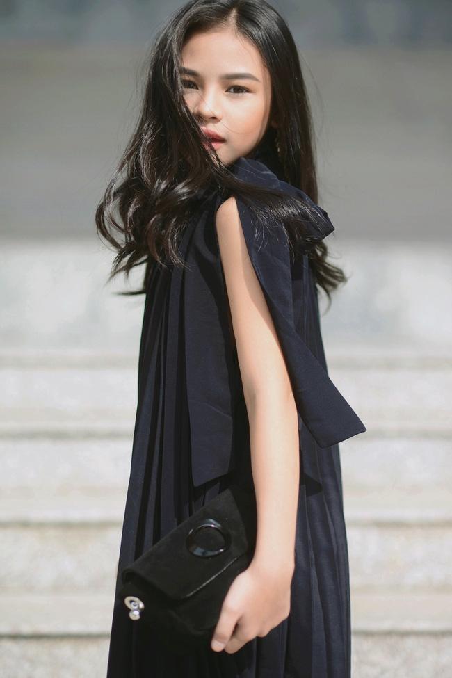 Cô bé 10 tuổi người Việt với phong cách thời trang không kém gì fashionista nhí nước ngoài - Ảnh 5.