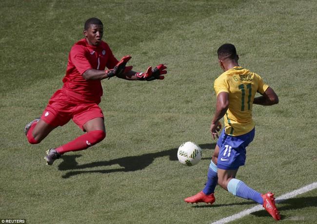 Neymar lập kỷ lục Olympic trong ngày Brazil vào chung kết với chiến thắng 6 sao - Ảnh 6.