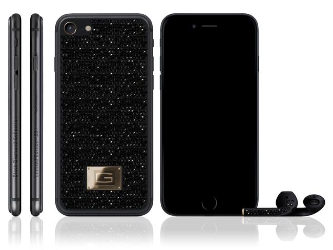 Chiêm ngưỡng iPhone 7 đẹp lấp lánh kim cương khó cưỡng - Ảnh 5.