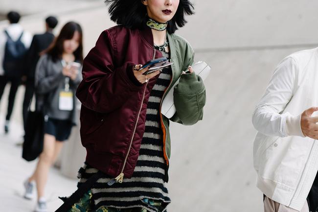 5 xu hướng làm đẹp con gái Hàn lăng xê liên tục tại Tuần lễ thời trang Seoul - Ảnh 11.