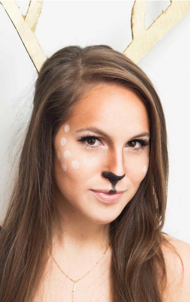 3 kiểu makeup Halloween vừa xinh vừa dễ để bạn thực hiện vào phút chót - Ảnh 11.
