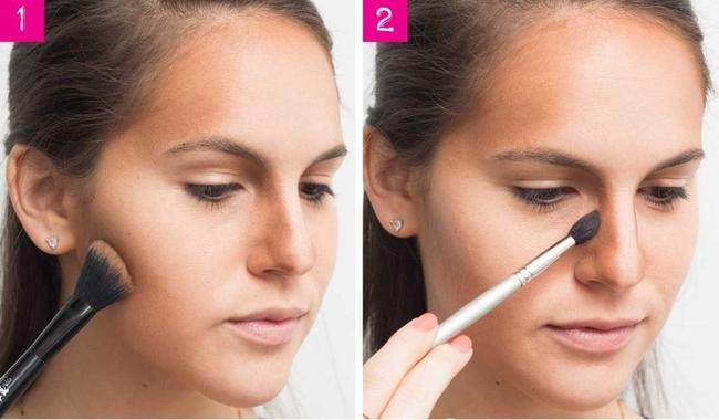 3 kiểu makeup Halloween vừa xinh vừa dễ để bạn thực hiện vào phút chót - Ảnh 12.
