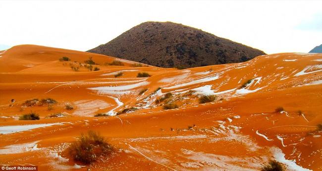Lần thứ 2 trong lịch sử, sa mạc Sahara có tuyết rơi! - Ảnh 8.