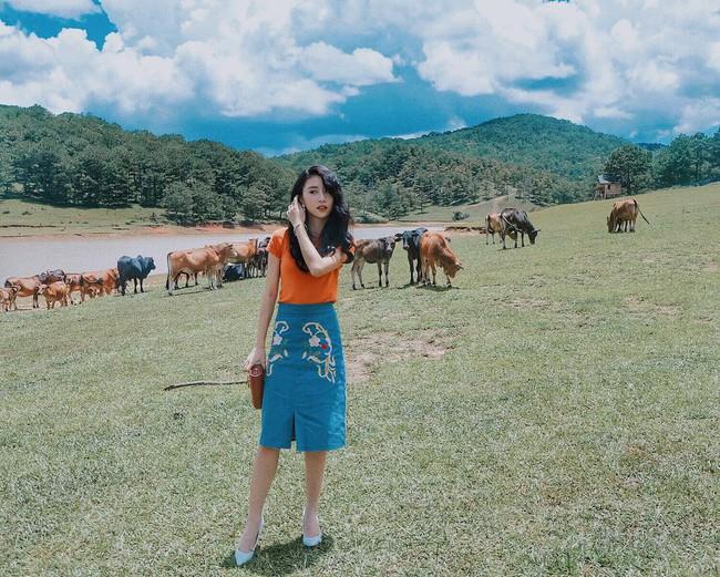 5 kiểu tóc hot nhất trong các kiểu ảnh du lịch của con gái Việt bây giờ - Ảnh 20.