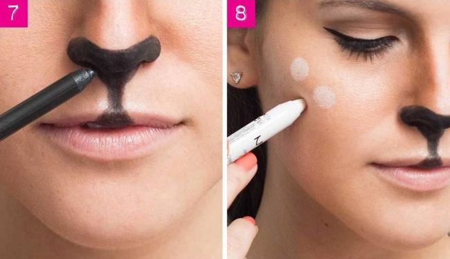 3 kiểu makeup Halloween vừa xinh vừa dễ để bạn thực hiện vào phút chót - Ảnh 15.