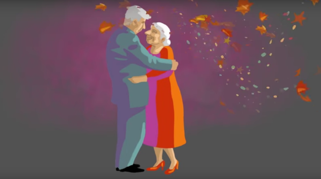 Clip: Khi người ta yêu ở tuổi 85 - Ảnh 5.
