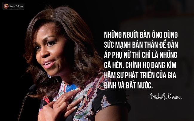 10 câu nói nổi tiếng của bà Michelle Obama truyền cảm hứng cho phụ nữ trên toàn thế giới - Ảnh 7.