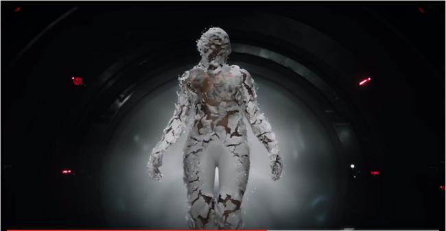 Choáng ngợp với tạo hình robot của Scarlett Johansson trong Ghost In The Shell - Ảnh 5.