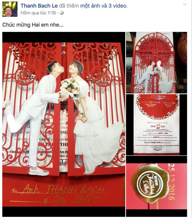 Đây chính là những khách mời đặc biệt trong lễ cưới của Trấn Thành - Hari Won - Ảnh 4.